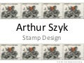 Arthur szyk, stamp design, new