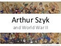 Arthur Szyk and World War II
