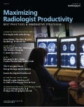 Maximizing Radiologist Productivity