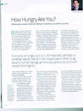 How Hungry Are You - Andy Blumenthal