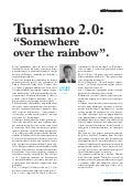 Artigo revista hotelaria somewhere over the rainbow abril 2011