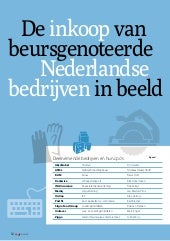 "Article ""Procurement within Dutch s..."