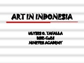 Art indonesia