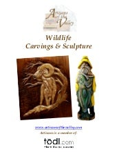 Artisans Wildlife Carving Package