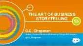 #CNX14 - Content Marketing: The Art of Business Storytelling