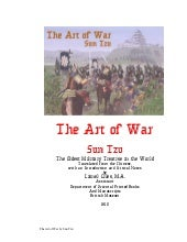 Art of war   sun tzu