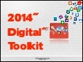 2014 Arts Digital Marketing Toolkit