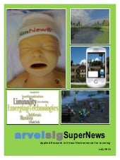 ARVEL Supernews July 2011