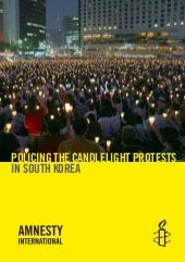 POLICING THE CANDLELIGHT PROTESTS I...