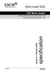 As a level_gce_media_studies_specif...