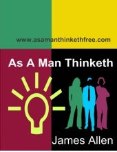As A Man Thinketh Free