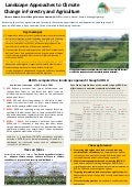 Landscape Approaches to Climate Change in Forestry and Agriculture