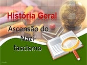 Ascensão do nazi fascismo na Europa,