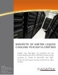 Asetek Report: Benefits of Asetek Liquid Cooling for Data Centers
