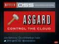 Asgard Overview from Netflix OSS Open House