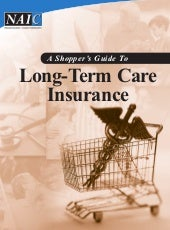 A shoppers's guide to long term care