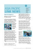Asia Pacific Link News - September 2014