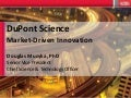 DuPont Science & Market-Driven Innovation