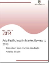 Asia Pacific Insulin Market Review to 2018 - by Location, Trends and Growth