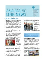 Asia Pacific Link News - April 2015