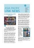 Asia Pacific Link News - December 2015