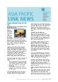 Asia Pacific Link News - January 2014