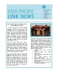 Asia Pacific Link News - May 2013