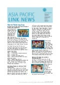 Asia Pacific Link News - May 2014