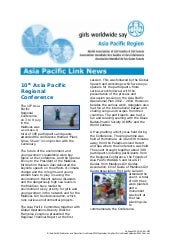 Asia Pacific Link News - September ...