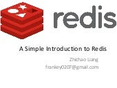 A simple introduction to redis