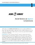 Social Science as Applied to Commerce