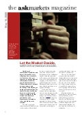 the askmarkets magazine