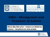 MANAGEMENT AND TREATMENT OF ASTHMA. COLOMBIA