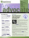 Anapol Advocate Newsletter Winter 2010