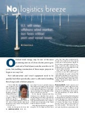 American Shipper Offshore Wind Article
