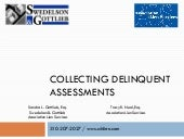 Assessment Collections