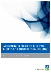 Assessments Of Measures To Reduce F...