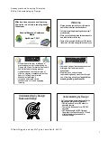 Assessmet power point handout