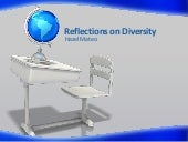 Reflections on Diversity