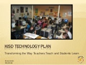 District Technology Plan