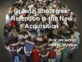 Growth Strategies for Credit Unions