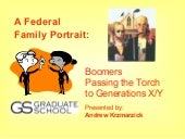 Federal Family Portrait: Boomers Pa...