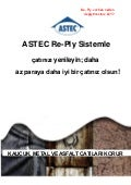Astec Re-Ply Roofing Turkish