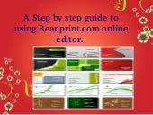 A Step by step guide to using Beanp...