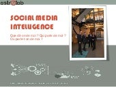 Astrolab - Service Social Media Int...