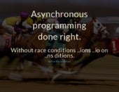 Asynchronous programming done right - Node.js
