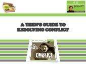 A Teen's Guide to Resolving Conflict