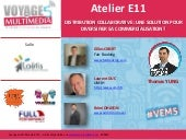Atelier  E11 Distribution collaborative : une solution pour diversifier sa commercialisation ?