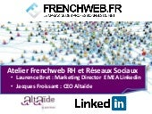 Atelier Recrutement RH - Frenchweb ...