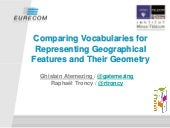 Comparing Vocabularies for Represen...